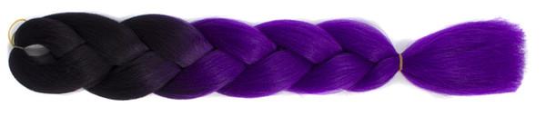 ombre purple 19color
