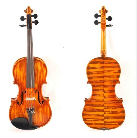 Recommend New Patent Violin carbon fibe Back / Side Material and carbon fiber Face Material High Quality 100% Carbon Fiber Violin