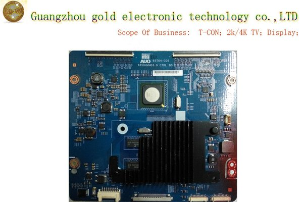 Original AUO logic board T650HVN03.0 65T04-C06 T-CON board CTRL board Flat TV Parts LCD LED TV Parts