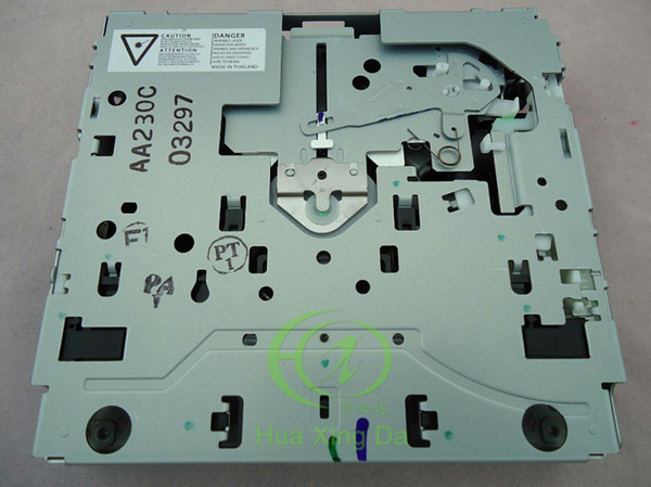 Yepyeni Misubishi tek CD yükleyici PCB-SRV mekanizması Misubishi chrysler volvo araba radyo tuner ses sistemi için