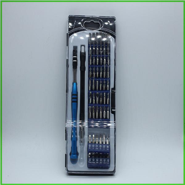 56 in 1 Cell Phone Repairing Tools Portable Handle Screwdriver Set Repair Tool Kit Screwdrivers Tools Set For Mobile Phone