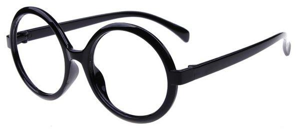 top popular New 2017 Fashion Sunglasses Frames Harry Potter Round Spectacle Frames 12 Colors Vogue Optical Frames wholesale 2019