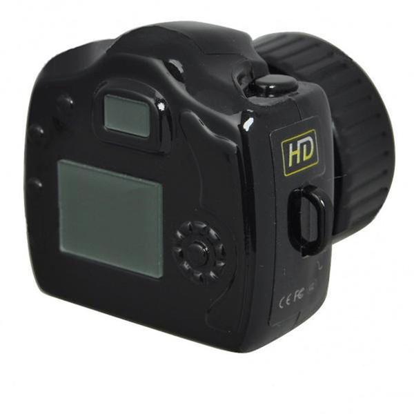 Smallest camera Mini DV Y2000 HD MINI Video Camera DVR Y3000 Small Mini Pocket DV DVR Camcorder digital video Recorder