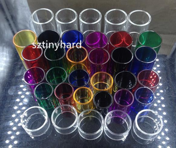 Sostituzione Pyrex Tubi di vetro per Smok tfv8 x big baby serbatoio rba bestia versione UE TPD nano tfv4 mini serbatoio