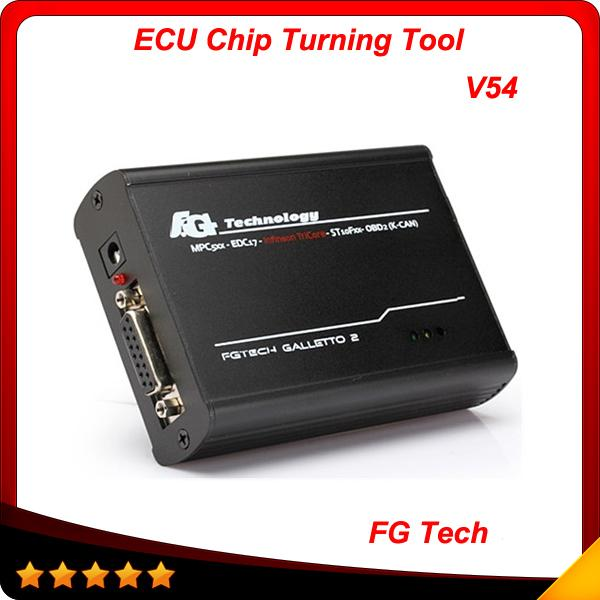 2015 Super scanner FGTech Galletto 2 Master EOBD2 V54 newest version fg tech can for cars trucks and bikes New version free shipping