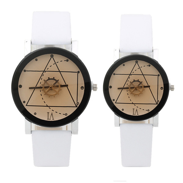 New Arriveal Couple Watch Lovers Chinese Wrist Watch for Couples Cheap Wholesale Wrist Watch for Students