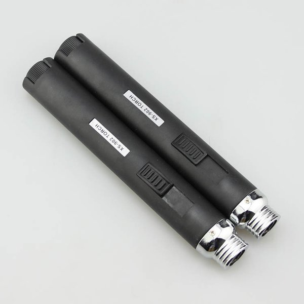 dhl free 1300C Refillable Welding Soldering Lighter Pencil Adjustable Butane Gas windproof cigar Lighter Jet Flame Torch Pencil Lighter