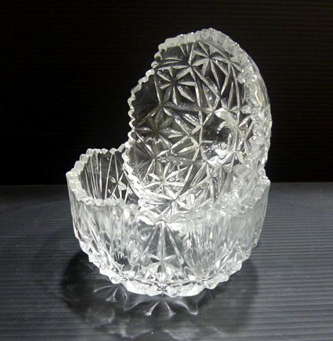 Glass Ashtray With Lid The ashtray creative fashion With cover crystal personality and practical birthday gift