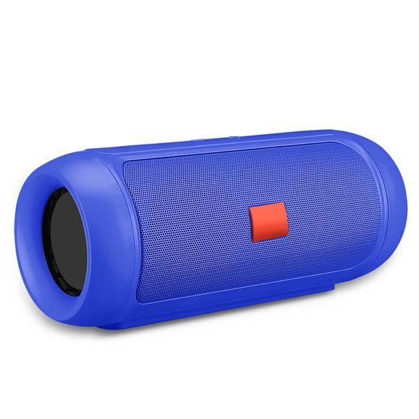 Blue_Speaker مع الشعار