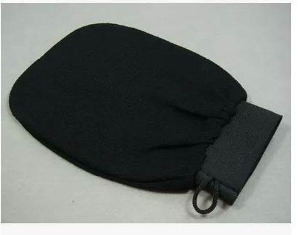 best selling Morocco hammam scrub mitt magic peeling glove exfoliating tan removal mitt(normal coarse feeling)