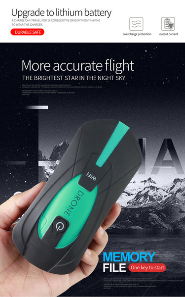 12pcs JY018 ELFIE WiFi FPV Quadcopter Mini Foldable Selfie Drone RC Drones with 2MP Camera HD FPV Professional H37 720P RC Helicopter