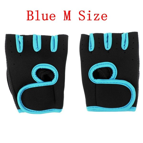 La couleur bleue taille M