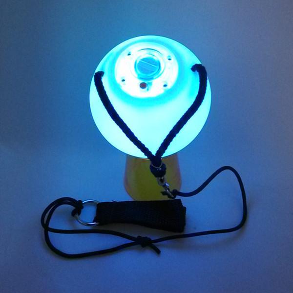 best selling 200pcs lot POI LED Luminous Throw Balls Diameter 8cm for Belly Dance Stage Performance Talent Show Hand Props Gradient Change Color ta014