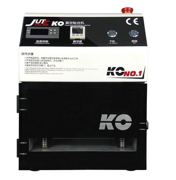 7 inch Universal KO Vacuum OCA Laminating Machine LCD Screen Laminator