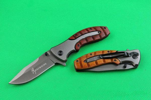 Browning x47 Quick Open Klappmesser Messer Outdoor Camping Jagd Taschen Geschenk Messer Weihnachtsgeschenk Messer für mann 1 stücke freeshipping