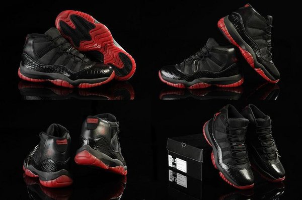 5363fc94a1bc Ücretsiz Kargo Toptan En Kalite Retro 11 XI Kirli Yılanlar Erkek Spor  Basketbol Ayakkabı (yetiştirilmiş