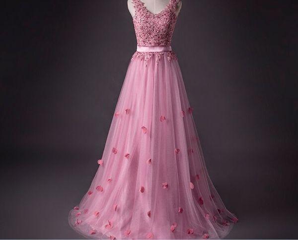Evening Engagement Dress