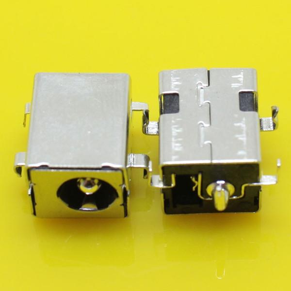 Venta al por mayor- DC-042 2.5MM Nuevo conector de alimentación de CC para ASUS K43 K43S K53S A52 A53 K52 X44H K52 X52 X54 A83 A43 AC DC Jack Conector Envío Gratis