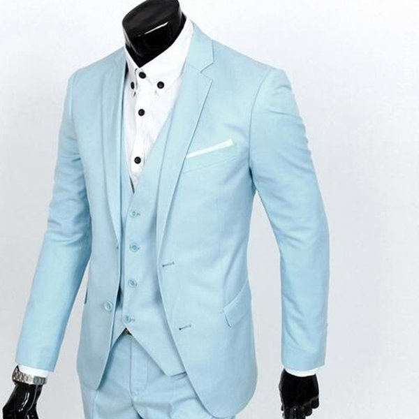 New masculino 2017 new men wedding suit, suit to work, do manual work is delicate, decent, and randomly divided into two parts, suit men's s