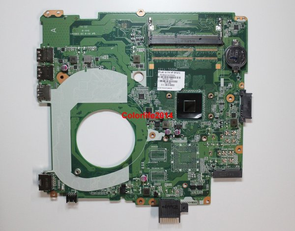 for HP Pavilion 14-V134CA 14-V138CA Series 787548-501 UMA N3540 Laptop Motherboard Mainboard Working perfect