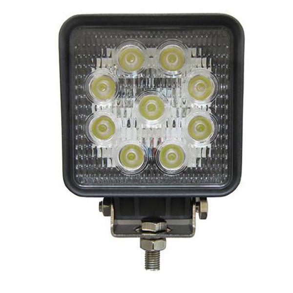 2,160 Lumens 27 Watt Square LED Spot Light for Boats
