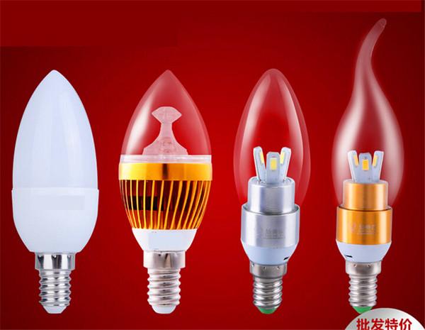 5V SMD2835 220-240V CREE 5730 85-26 6W 500lm Bougie Led Ampoule E27 E14 LED Lustre Led Lampe Eclairage Lampe Eclairage SMD 2835 Downlight