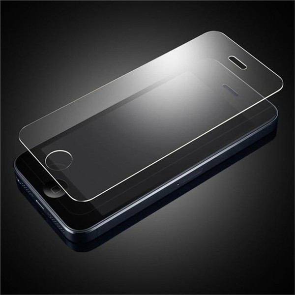 High Quality 2.5D Tempered Glass Screen Protector Guard Explosion Proof for Samsung Galaxy Note 3 4 S6 edge S5 S4 Iphone 5 5S 5C 4S 6 Plus