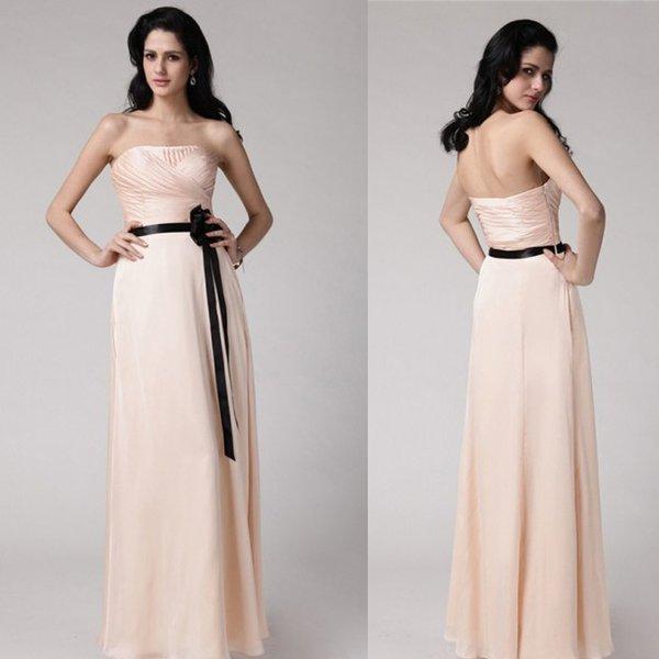 Vestito su ordine della damigella d onore di un vestito da promenade  Handmade del fiore 61ff96a83a0
