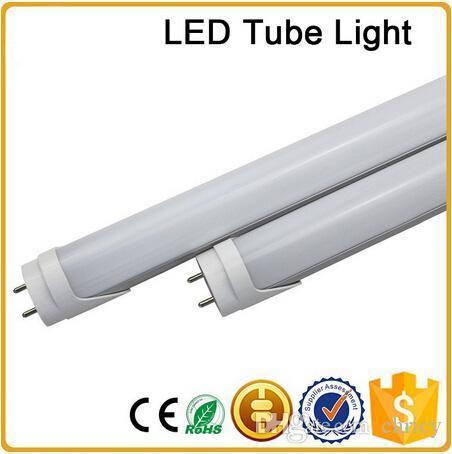 New arrivals CE ROHS FCC + 2ft 600mm T8 Led Tube Light High Super Bright 10W Warm Cold White Led Fluorescent Bulbs AC85-265V
