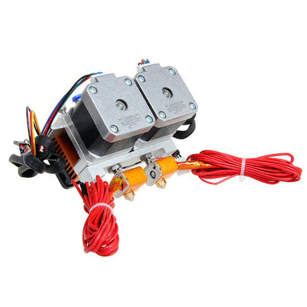 Geeetech MK8 Dual Extruder E3D Nozzle 0.3/0.35/0.4/0.5mm Optional For 3D Printer 1.75mm/ 3mm Filament nozzle part