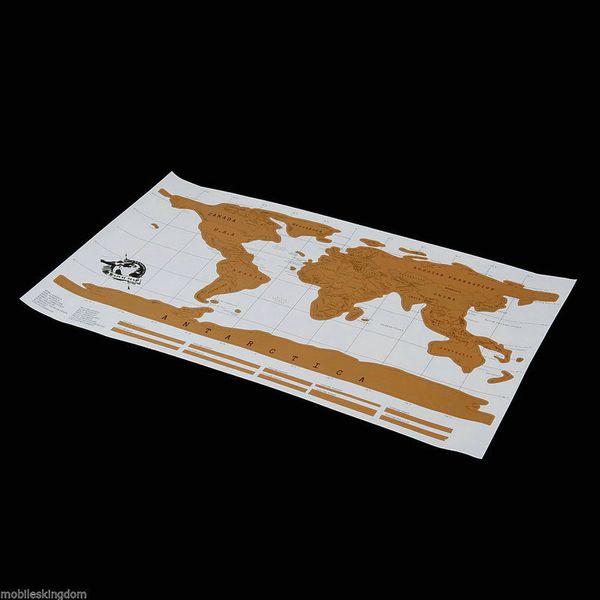 World map scratch off map travel scratch map personalized world map world map scratch off map travel scratch map personalized world map poster paper poster wall sticker gumiabroncs Choice Image