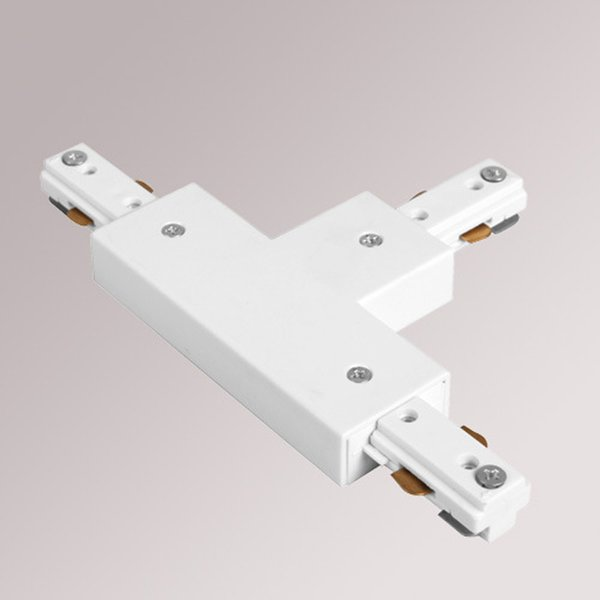 T-type connector White body
