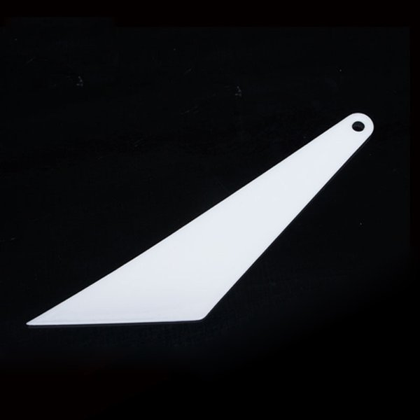 Durable auto tint tool 28*6cm Abrasion resistant white window tint squeegee for car wrappping MX-104Y 5pcs/pack whole sale