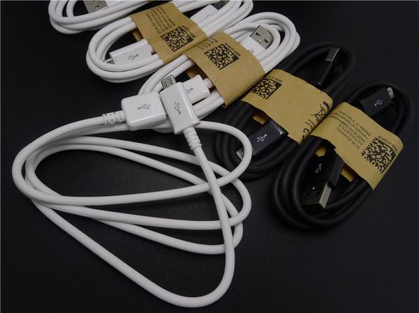 Cavo micro USB Cavo di ricarica per telefono cellulare V8 5P Cavo di ricarica per sincronizzazione dati 100CM 2.0 per telefoni Samsung Galaxy Android