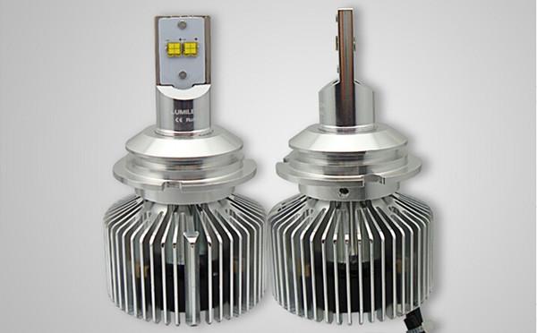 1 Set 9004 HB1 / 9007 HB5 90W LUMILED Headlight High/Low Beam 9000lm LUXEON MZ CHIPS 4LED Xenon White 6000K 12/24V 45W/Bulb 4500lm LED Kit