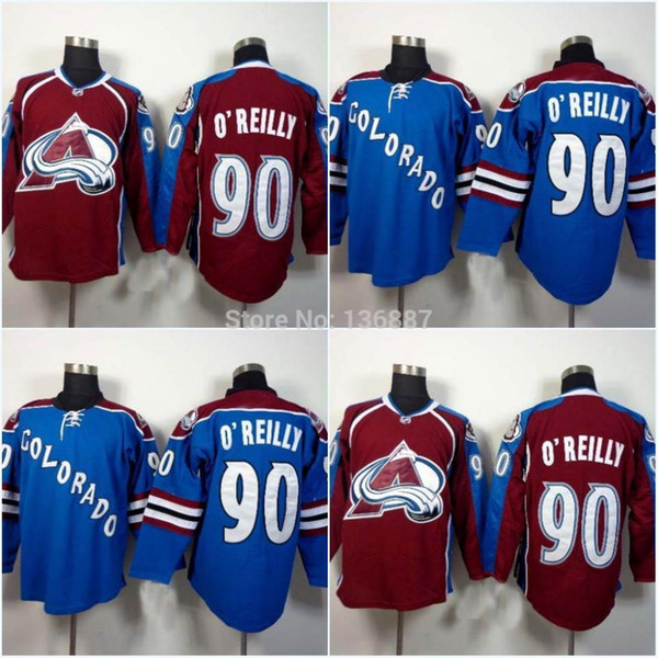 info for 32e46 44550 2019 Cheap #90 Ryan O'Reilly,Colorado Avalanche Authentic ICE Hockey  Jerseys,2014 New Stitched Cheap Jersey,Embroidery Logos,Free From Probowl,  $25.98 ...
