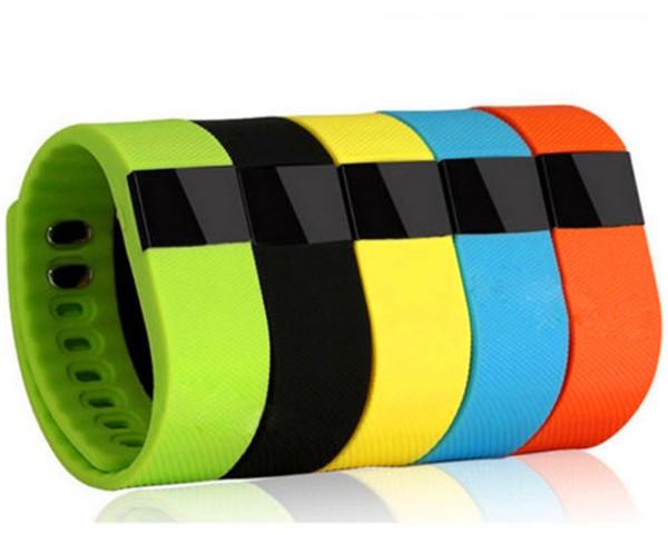 TW64 Smartband Smart спортивный браслет Wristband Фитнес-трекер Bluetooth 4.0 fitbit flex Смотреть xiaomi mi band 2015 Новейшие