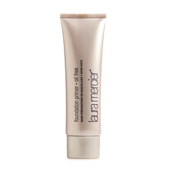 Maquillaje Fundación Laura Mercier Primer Hidratante aceite mineral Base libre 50ml 4 estilos Maquillaje de alta calidad natural de larga duración