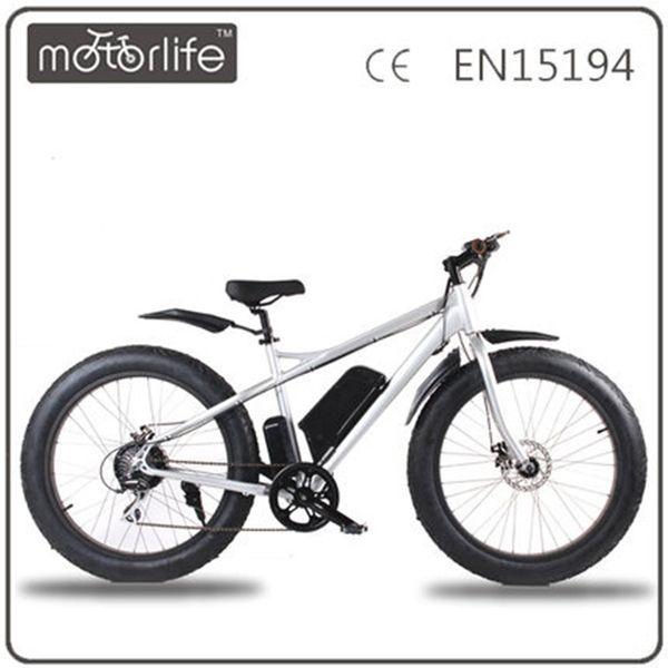 Acquista Bicicletta Da Neve Elettrica 48v Di Lusso Con Batteria Al Litio 26 Pollici Fat Bike Meccanica A Disco Freno Mtb 40 Ruote A 194171 Dal