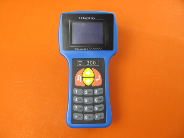 auto key programmer machine t300 for vw and all cars newest version dhl free shipping best