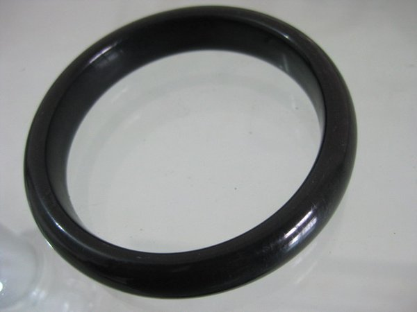 Красивый Синьцзян Черный нефрит камень браслеты черный цвет браслет бесплатная доставка реальный камень ручной гравировки лучшая цена