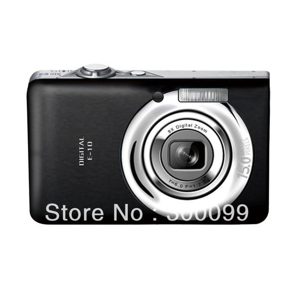 "Winait's 5MP Sensor 2.4""color TFT LCD 8X digital zoom digital camera with free shipping"