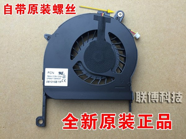 100% New Original CPU fan for ACER ASPIRE E1 E1-431 E1-451 E1-471G V3-471G COOLING FAN DFS531105MC0T