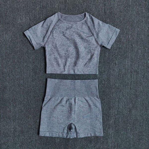 C1(ShirtsShortsGray)