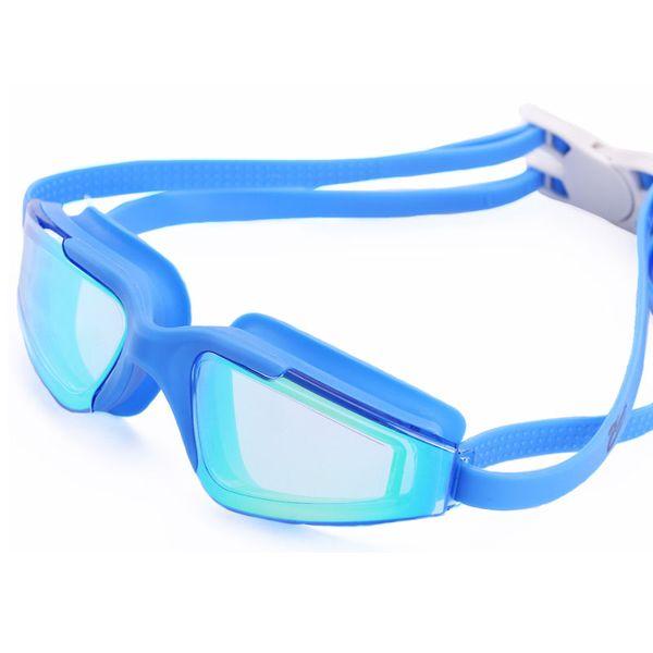 top popular Swimming Glasses Adults Professional Waterproof Anti Fog arena Natacion Swim Eyewear Swimming goggles 2021