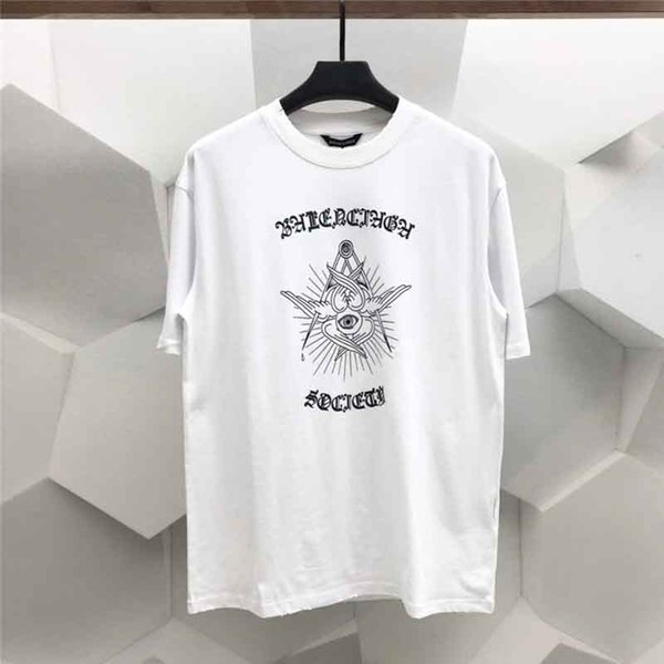Good quality Classic in the comments section High quality Men's T-shirts Style T-shirts hop men's and women's black short-sleeved T-shirts S-XL