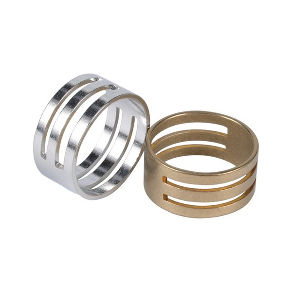 best selling Stainless Steel Jump Rings Open&close Tools Copper Steel Color Finger Circle Ring For DIY Jewelry Making Tools 1706 Q2