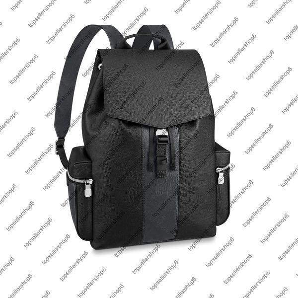 best selling M30417 M30419 OUTDOOR BACKPACK genuine cowhide leather Eclipse canvas designer men travel Luggage satchel purse tote shoulder straps bag