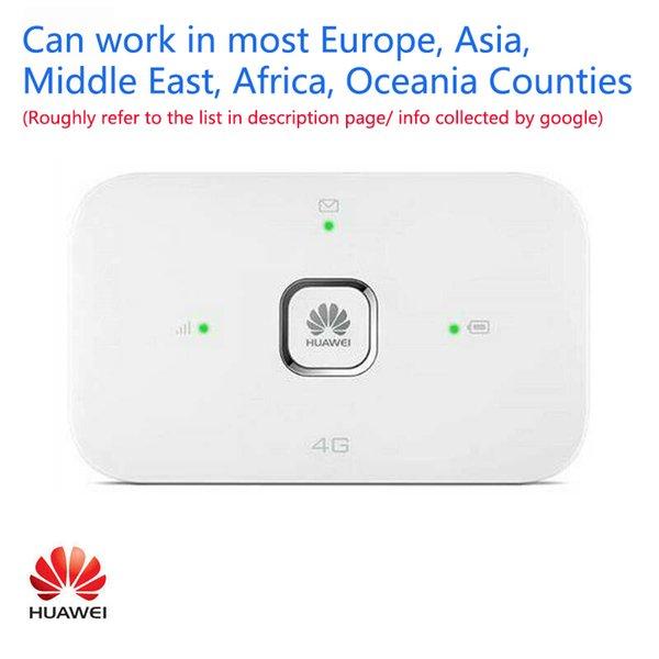 best selling unlocked HUAWEI E5573Bs-322 4G LTE Wireless WIFI usb Portable Pocket Mobile Hotspot Router Modem E5573 150M