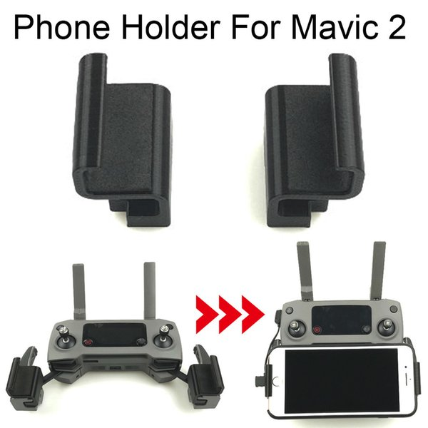 Holder Clip Mount For DJI Mavic Mini Portable Widen Cellphone 2 Pro/Zoom Drone Drone toy carrying accessories Jouets enfants #U